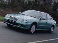Rover 600 седан, 1993 - 1999