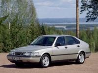 Saab 900 хэтчбек 5 дв., 1993 - 1998