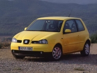 Seat Arosa хэтчбек 3 дв., 2000 - 2004