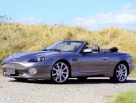 Aston Martin DB7 кабриолет, 1999 - 2003