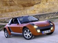 Smart Roadster кабриолет, 2003 - 2006