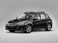 Subaru Impreza XV кроссовер, 2010 - 2011