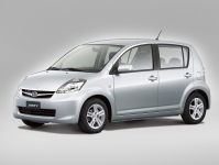 Subaru Justy хэтчбек 5 дв., 2007 - 2014