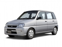 Subaru Pleo минивен, 2004 - 2007
