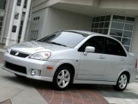 Suzuki Aerio седан, 2004 - 2007