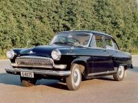 ГАЗ 21 Волга седан, 1962 - 1970