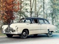 ГАЗ 12 ЗИМ седан, 1950 - 1959
