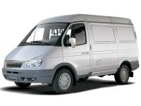 ГАЗ Соболь фургон, 1998 - 2014