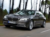 BMW 7 series седан Long, 2012 - 2014