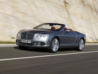 Bentley Continental GT кабриолет, 2011 - 2014