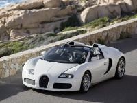 Bugatti Veyron 16.4 кабриолет Grand Sport, 2005 - 2014