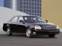 Cadillac De Ville седан, 1999 - 2005