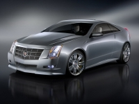 Cadillac CTS купе, 2007 - 2014
