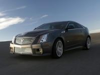 Cadillac CTS-V купе, 2012 - 2014