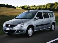 Dacia Logan универсал, 2006 - 2012