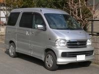 Daihatsu Atrai минивен 7, 2001 - 2005