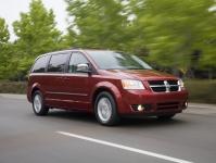 Dodge Grand Caravan минивен, 2007 - 2010
