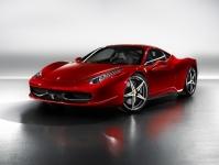 Ferrari 458 Italia купе, 2010 - 2014