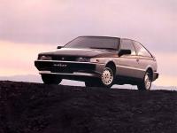 Isuzu Piazza купе, 1989 - 1991
