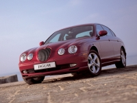 Jaguar S-Type седан, 1999 - 2004