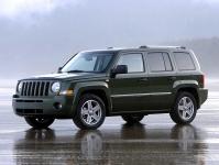 Jeep Patriot кроссовер, 2007 - 2014