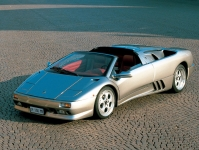 Lamborghini Diablo кабриолет, 1990 - 2000