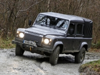 Land Rover Defender пикап, 2007 - 2014