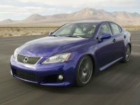Lexus IS F седан, 2008 - 2014