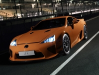 Lexus LFA купе Nürburgring Package, 2010 - 2014