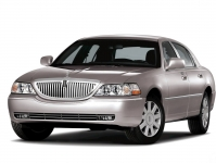 Lincoln Town Car седан, 1998 - 2003