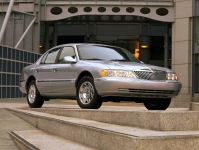 Lincoln Continental седан, 1998 - 2002