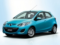 Mazda Demio хэтчбек 5 дв., 2008 - 2014
