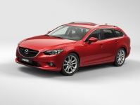 Mazda 6 универсал, 2012 - 2014